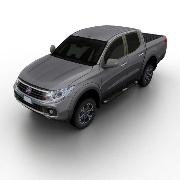 Fiat Fullback 2016↗ гг.