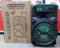 Колонка акустическая с Bluetooth ZQS-12101