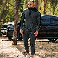 Спортивный костюм мужской, весенний демисезонный чоловічий, кофта с капюшоном и штаны, asos