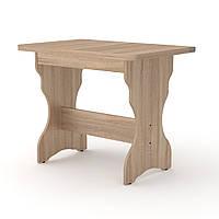 Кухонный стол трансформер. Обеденный стол раздвижной . КС-3: ш: 590 мм. в: 732 мм г: 900 мм