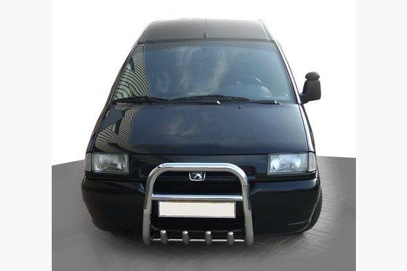 Fiat Scudo 1996-2007 гг.