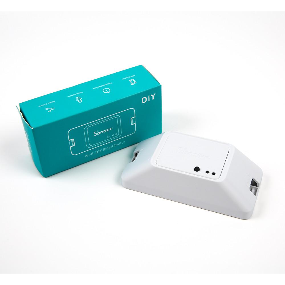 Sonoff Basic r3 DIY . Беспроводное Wifi реле  (умный дом, Wifi выключатель, Wifi розетка)