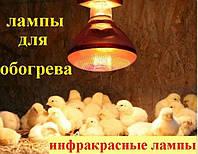 Инфракрасные лампы для обогрева