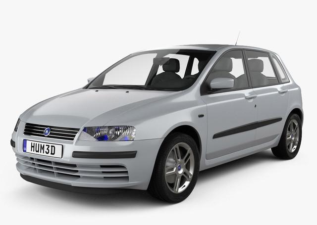 Fiat Stilo 2001-2007 гг.