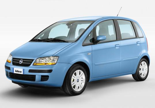 Fiat Idea 2003 ↗