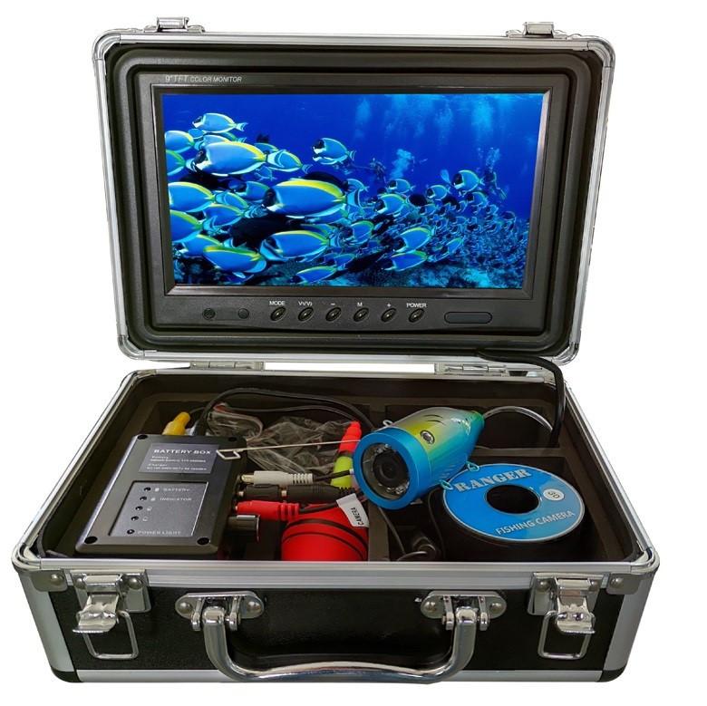 Подводная видеокамера для рыбалки Ranger Lux Case 9 D