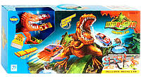 Трек с запуском Динозавр 8899-92