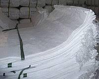 Мішок БАУЛ розмір 1х1,5метров, поліпропіленовий білий, фото 3