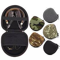 Кейс для накладных наушников Marshall Major, Mid и других наушников on-ear формата
