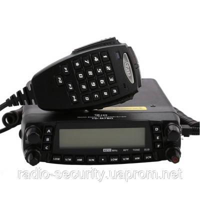 TID-Electronics TD-M780, радиостанция автомобильная 29/50/144/430/ Мгц, 60 Вт, 4-х диапазонная