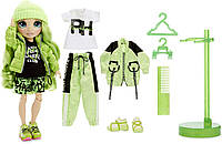Кукла Рейнбоу Хай Джейд Хантер Rainbow High Jade Hunter Green Fashion