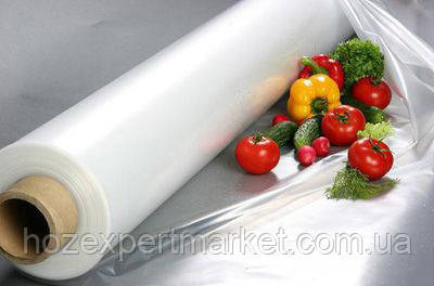 Плёнка белая тепличная, 110мкм, 3м/50м. (прозрачная, полиэтиленовая, парниковая), фото 2