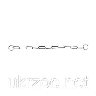 Цепь-удавка Trixie хромированная 46 см / 3 мм 2148