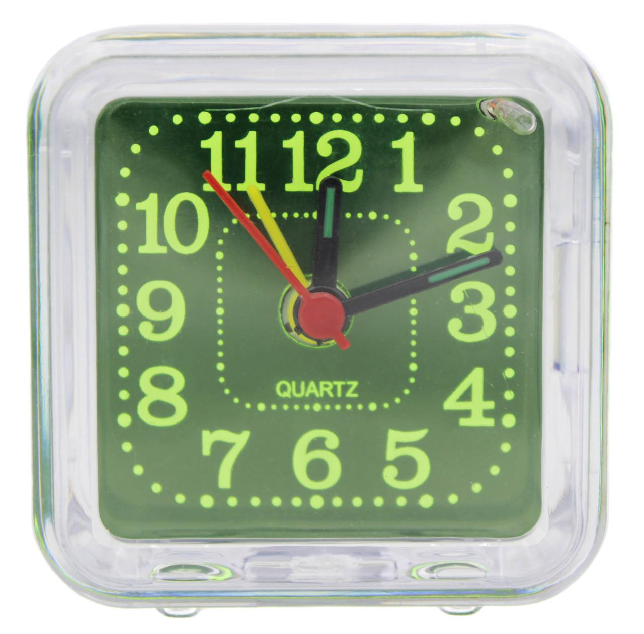 Часы будильник XHY-927 6*6.5*3