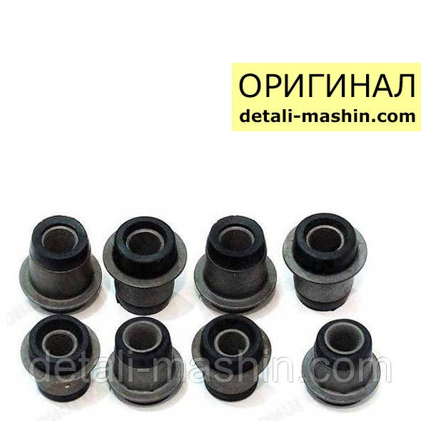 Сайлентблоки ВАЗ 2101 2102 2103 2104 2105 2106 2107 (8 шт) рычагов передних (БРТ)