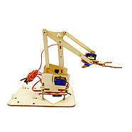 Робот манипулятор роботизированная рука комплект (фанера), фото 2