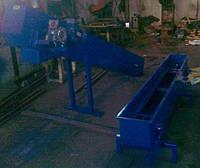 Конвейер скребковый передвижной, на колесах, фото 1