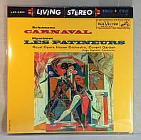 Schumann — Carnaval • Meyerbeer — Les Patineurs ~ Royal Opera House Orchestra, Rignold