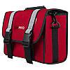 Малый такелажный набор с рывковой стропой 6000 кг (Красная сумка), фото 6