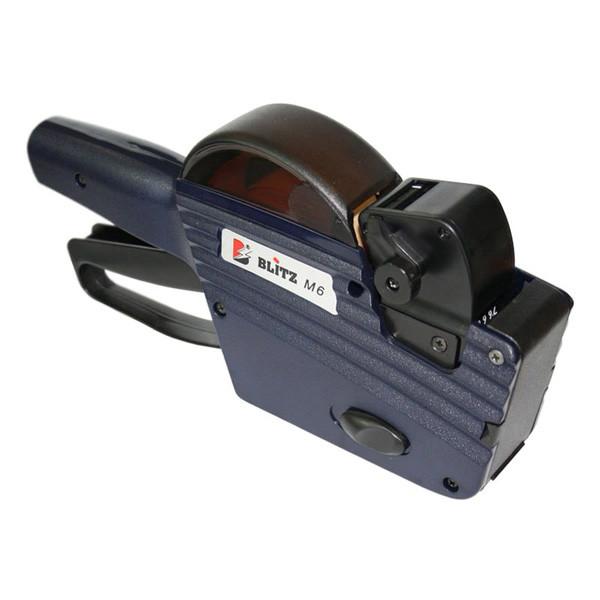Етикет-пістолет Blitz M6 (однорядковий)