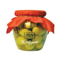 Оливки с косточкой Casa Rinaldi Гигантские зеленые GGG 590 г