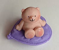 Мыло ручной работы мишка