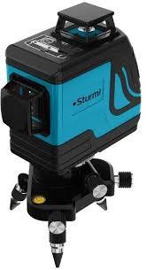 Самовыравнивающийся уровень лазерный Sturm 1040-12-GR, 12 лучей