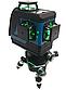 Самовыравнивающийся уровень лазерный Sturm 1040-12-GR, 12 лучей, фото 4