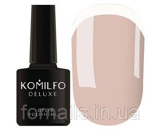 Komilfo French Rubber Base 006 Nail Cream, 8 мл