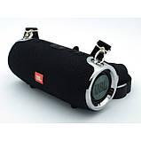 Беспроводная портативная акустичиская система Bluetooth колонка сабвуфер JBL Xtreme mini Черная AVE, фото 5