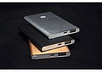 Внешний аккумулятор Power Bank MI Slim 10000 mah