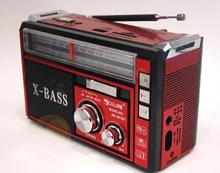Радиоприемник GOLON RX-382 с MP3, USB + фонарик AVE