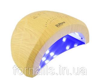 UV/LED лампа SUN One 48 Вт, цвет: светлое дерево