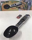 Электронная Мерная ложка-весы Digital Scale цифровая до 500г для кухни. Высокая точность! AVE, фото 6