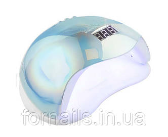 UV/LED лампа SUN 5 Plus Holographic на 48 Вт, Blue