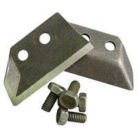 Ножи для ледобура iDabur стандарт К-130 кованые в коробке