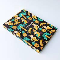 Скетчбук А5 130 страниц Tropic в твердой обложке