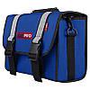 Малый такелажный набор: рывковая стропа 12000кг, аксессуары и синяя сумка, фото 6