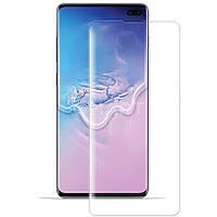 Захисне скло для Samsung Galaxy S10 прозоре, Захисне скло для Samsung Galaxy Телефони Galaxy S10