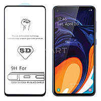 Захисне скло 5D для Samsung A606 Galaxy A60, Захисне скло для Samsung Galaxy Телефони Galaxy A60
