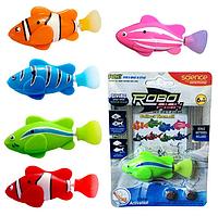 Интерактивная игрушка Рыбка-робот Robofish