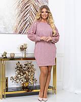 Платье PEONY Лороза 56-58 Фрезовый (1508195-56-58:212)