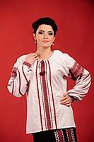 Вышитая женская блуза , размер 44