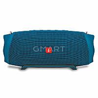 Портативная Bluetooth колонка iBall Musi Boom IPX7 Waterproof голубая, Портативная Bluetooth колонка iBall