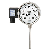 Манометрический термометр с электрическим сигналом  TGT73