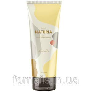 Скраб для тела с ароматом ванили Evas Creamy Naturia Oil Salt Scrub Se Vanilla 250 мл