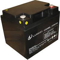 Аккумулятор 12В 40Ач LX12-40MG Luxeon