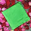 Подушка, 30*30 см, (атлас), (травяной зеленый), фото 3