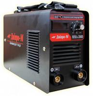 Сварочный инвертор Днипро-М mini ММА  200 DВ(дисплей, кейс)