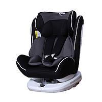 Автокрісло дитяче з поворотом CARRELLO Dynamic CRL-13802 Carbon Grey ISOFIX